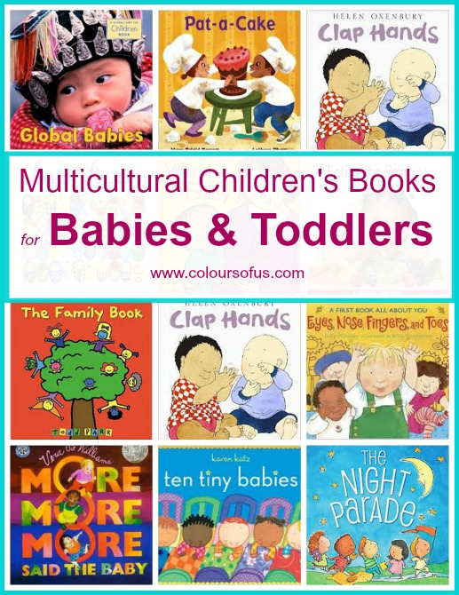 multicultural children s books babies toddlers