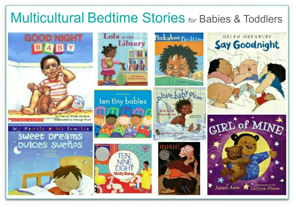 Top 10 Multicultural Bedtime Stories for Babies & Toddlers