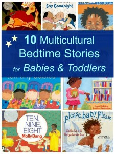 Multicultural Bedtime Stories for Babies & Toddlers
