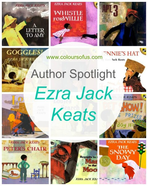 Author Spotlight: Ezra Jack Keats