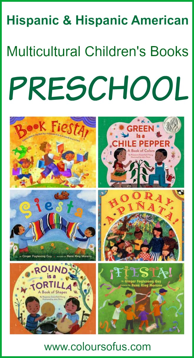 Children's Books About Diversity and Multiculturalism
