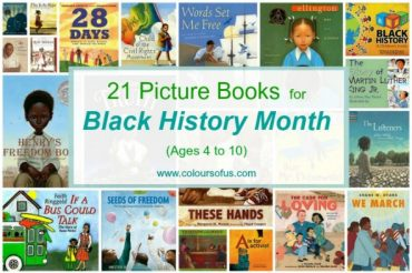 21 Picture Books for Black History Month