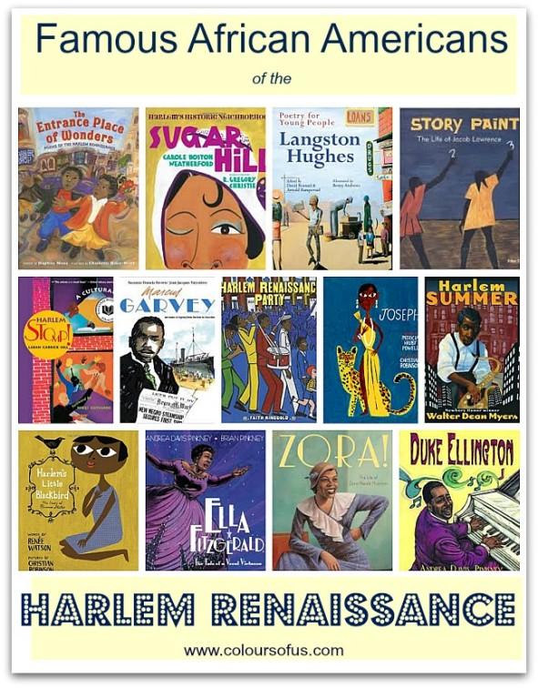 Children's Books about the Harlem Renaissance