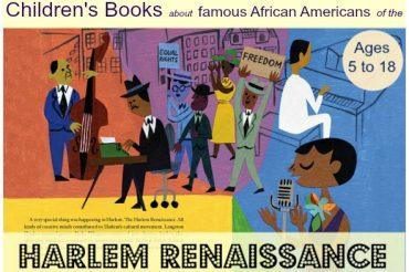 15 Children's Books about the Harlem Renaissance
