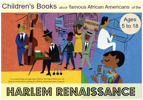 15 Children's Books about the Harlem Renaissance