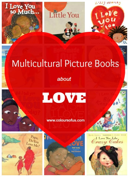 Multicultural Picture Books about Love