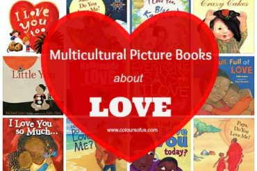 12 Multicultural Picture Books about Love