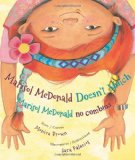 Picture Books about mixed race families: Marisol McDonald doesn't match
