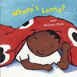 Children's Book about multiracial families: Where's Lenny?