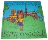 Picture Book about mixed race families: Bonjour Lonnie