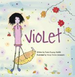 Picture Books about mixed race families: Violet