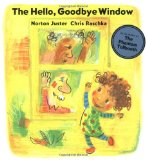 Multicultural Children's Books about grandparents: The Hello, Good-Bye Window