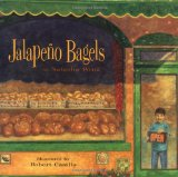 Picture Books about mixed race families: Jalapeno Bagels