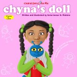 Children's Book about multiracial families: Chyna's Doll
