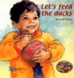 Children's Book about multiracial families: Let's feed the ducks