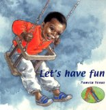 Children's Book about multiracial families: Let's have fun