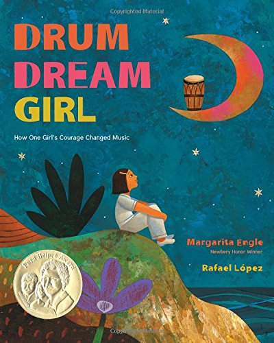 Multicultural Children's Book: Drum Dream Girl