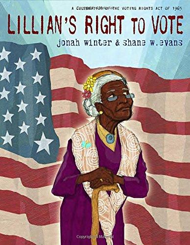 Multicultural Children's Book: Lilian's Right to Vote