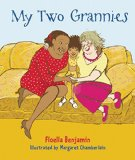 Picture Books about mixed race families: My Two Grannies