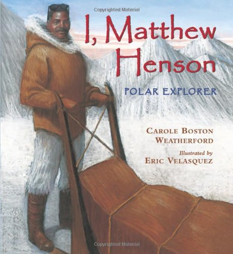 Multicultural Children's Book: I, Matthew Henderson