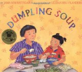 Picture Books about mixed race families: Dumpling Soup
