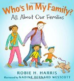 Children's Book about multiracial families: Who's In My Family