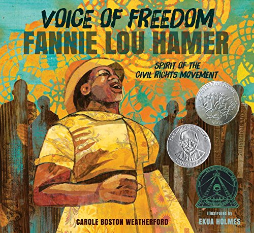 Multicultural Children's Book: Voice of Freedom