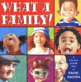 Children's Book about multiracial families: What a Family