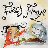 Children's Book about multiracial families: Fussy Freya