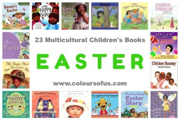 23 Multicultural Children's Books about Easter