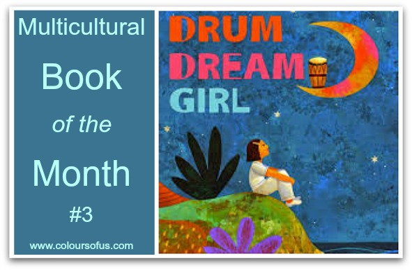Multicultural Book of the Month: Drum Dream Girl