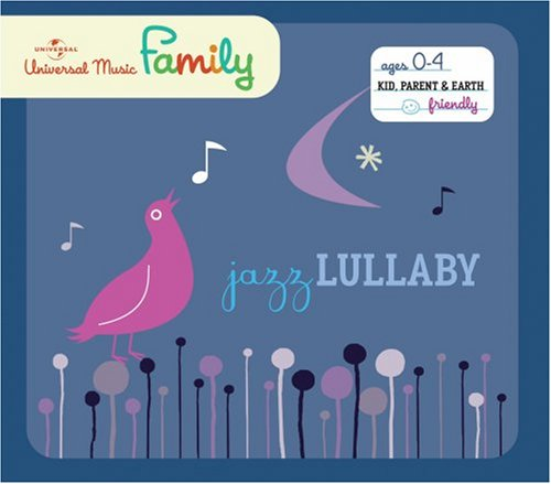 Children's Jazz CD's: Jazz Lullaby