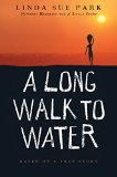 African Multicultural Children's Books - Middle School: A Long Walk To Water