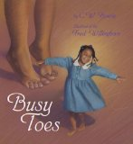 Multicultural Children's Books - Babies & Toddlers: Busy Toes