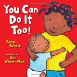 Multicultural Picture Books about new siblings: You Can Do It Too!