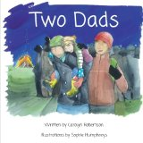 Children's Book about multiracial families: Two Dads