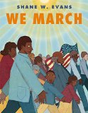 Multicultural Picture Books for Black History Month: We March