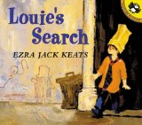 Multicultural Children's Book: Louie's Search by Ezra Jack Keats