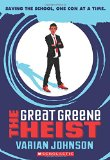 Multicultural Children's Books - Middle School: The Great Greene Heist