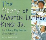 Multicultural Picture Books for Black History Month: The Story of Martin Luther King Jr