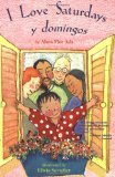 Hispanic Multicultural Children's Books - Elementary School: I Love Saturdays Y Domingos