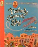 Multicultural Picture Books about Inspiring Women & Girls: Nobody Owns The Sky