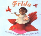 Hispanic Multicultural Children's Books - Elementary School: Frida