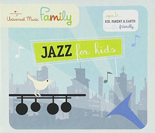 Children's Jazz CD's: Jazz for Kids