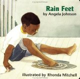 Multicultural Children's Books about Rain: Rain Feet