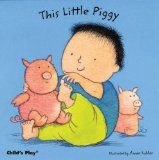 Hispanic Multicultural Children's Books – Babies & Toddlers: This Little Piggy