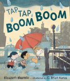 Multicultural Children's Books about Rain: Tap Tap Boom Boom