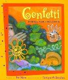 Multicultural Poetry Books for Children: Confetti