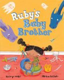 Multicultural Picture Books about new siblings: Ruby's Baby Brother