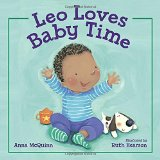 African Multicultural Children's Books - Babies & Toddlers: Leo Loves Baby Time